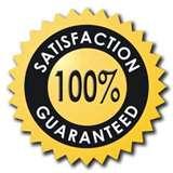 service guarantee 100%