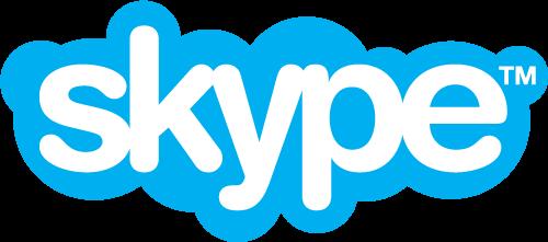 skype logo services